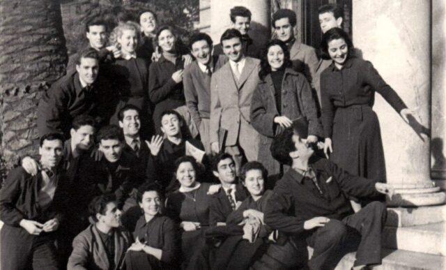 Gian Maria Volonté in Accademia